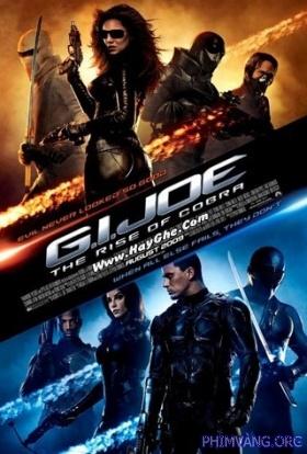Biệt Đội G.i.joe : Cuộc Chiến Mãng Xà 2009 - G.i.joe Rise Of Cobra