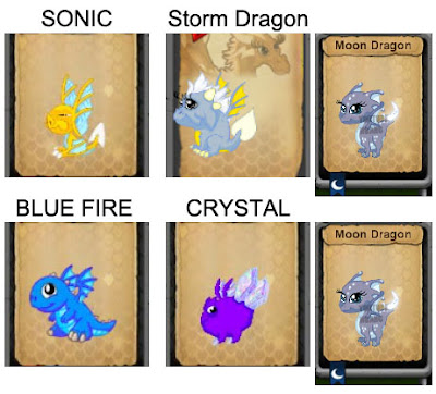 Dragonvale Moon Dragon Breeding Guide