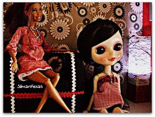 barbie y tangkou doll-