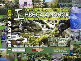 El Open Ribeira Sacra en Imágenes