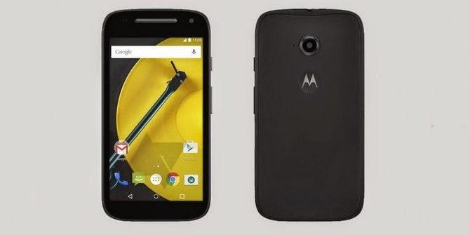 Harga Motorola Moto E (2015) dan Spesifikasi Lengkap