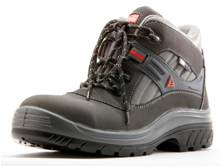 sepatu biker light boot gray