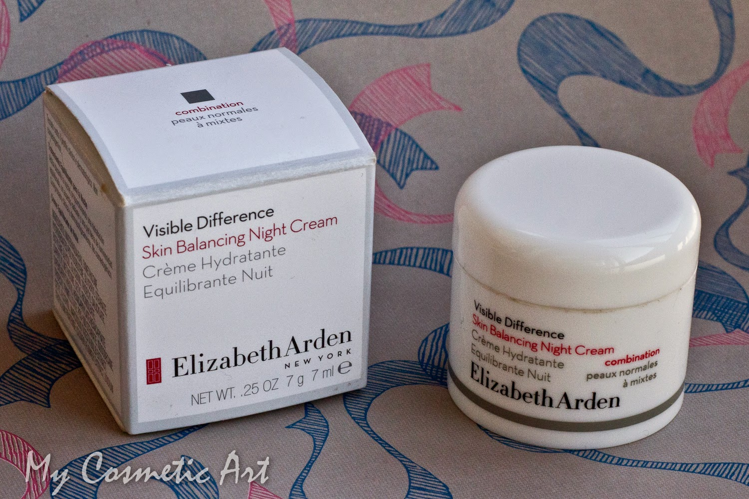 Skin Balancing Night Cream de Elizabeth Arden
