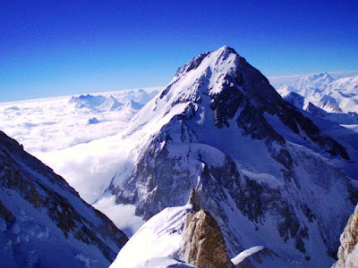 13. Gunung Gasherbrum II