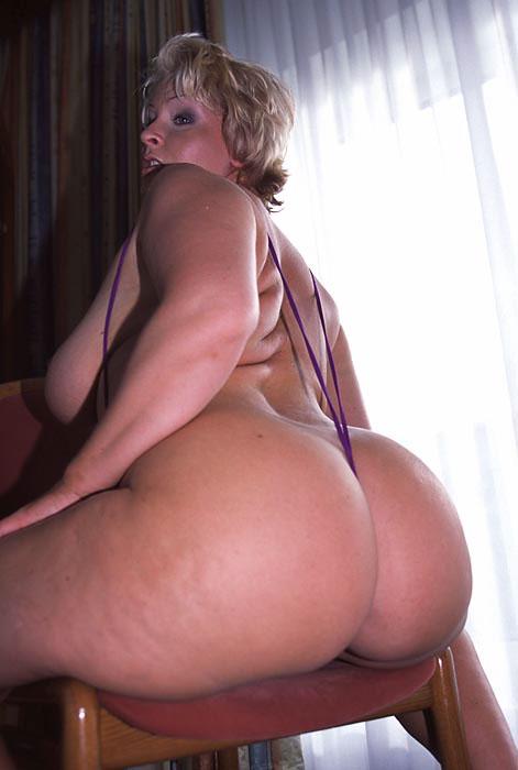 Big ass maduras