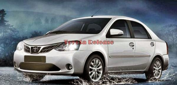 2016 Toyota Etios Price and Specs