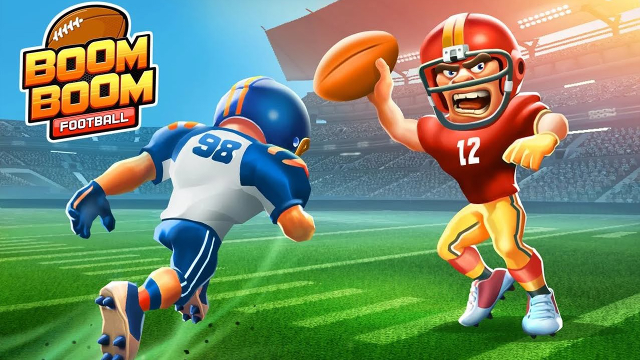 Boom Boom Football Gameplay IOS / Android