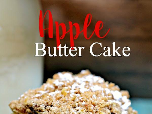 Recipe: Apple Butter Cake