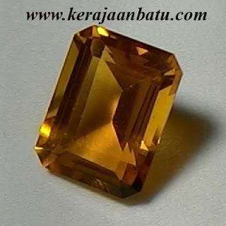 NATURAL YELLOW CITRENE BRAZIL KODE KB165
