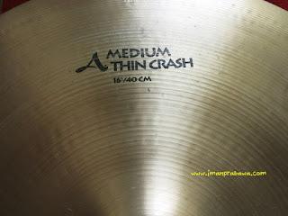 Avedis Medium Thin Crash