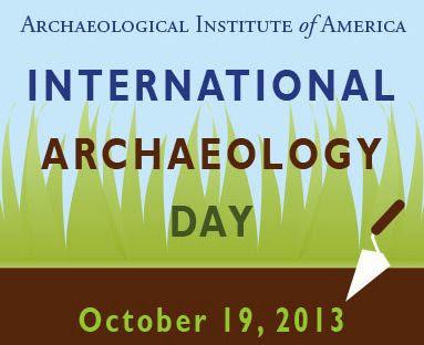 International Archaeology Day 2013