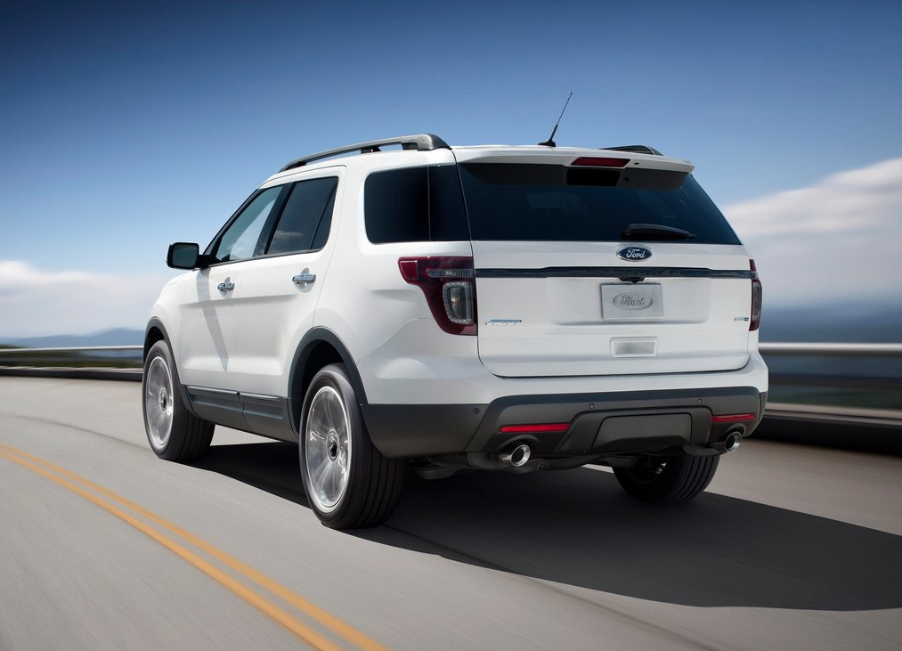 Midsize SUV Sales In America - December 2014 & 2014 Year End ...