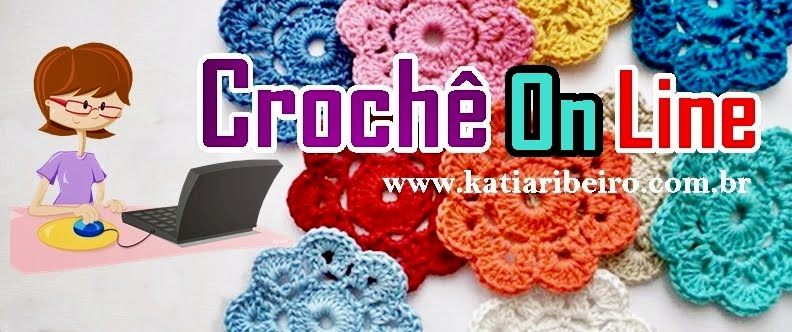 GRUPO CROCHÊ ON LINE NO FACEBOOK