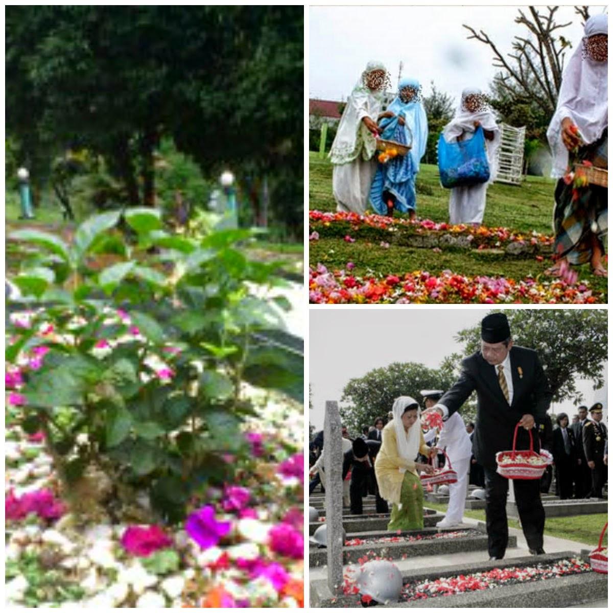 Hukum Menabur Bunga Mencurah Air Tahlil Di Kubur Yang Kita Ziarahi