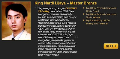 Century 21 Broker Properti Jual Beli Sewa Rumah Indonesia_Testimoni_King Nardi Lijaya