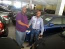 With Mr Moatlhodi from Botswana