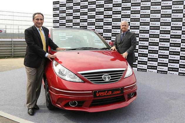 Tata Motors launches new Vista D90