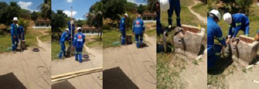 Prefeitura de Limoeiro realiza manutenção em poços na zona rural