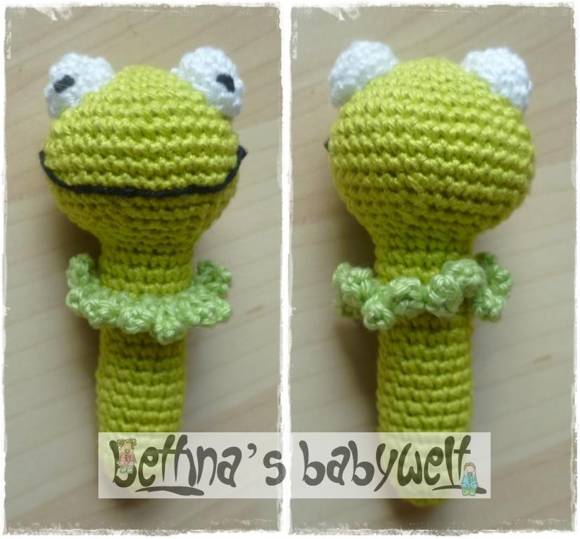 Bettinas Babywelt Froschrassel