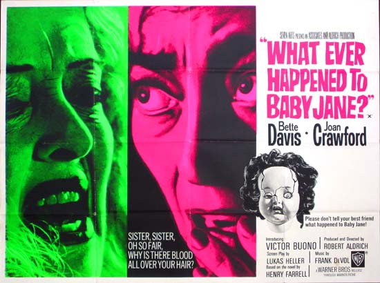 MOVIE HYPE SA: WHATEVER HAPPENED TO BABY JANE (Cast News)