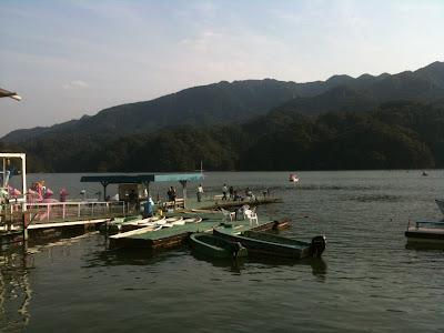 相模湖ボート