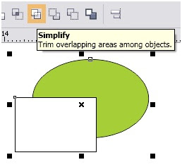 Cara Memotong Object Dengan CorelDraw