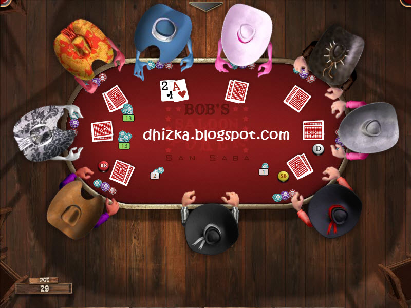 Governor of poker 3 free download full game