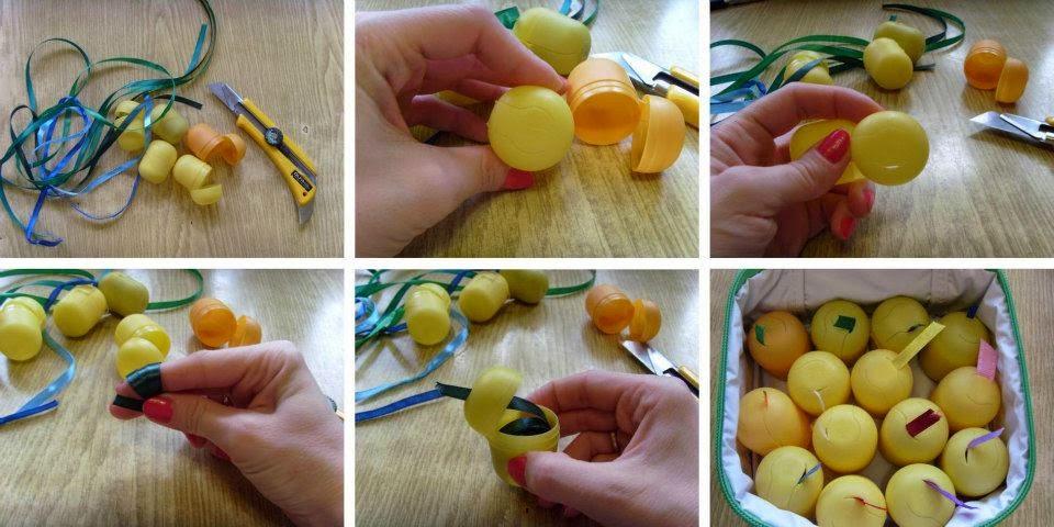 Что можно сделать из киндера яйца своими руками