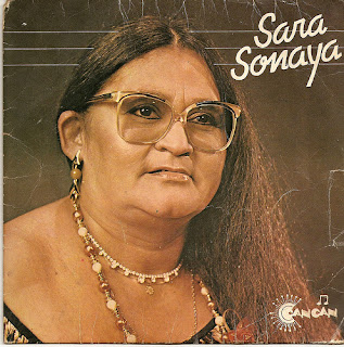foto cantora Sara Sonaya
