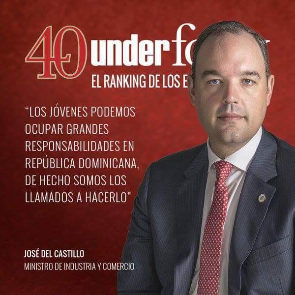 Lic. José del Castillo Saviñon