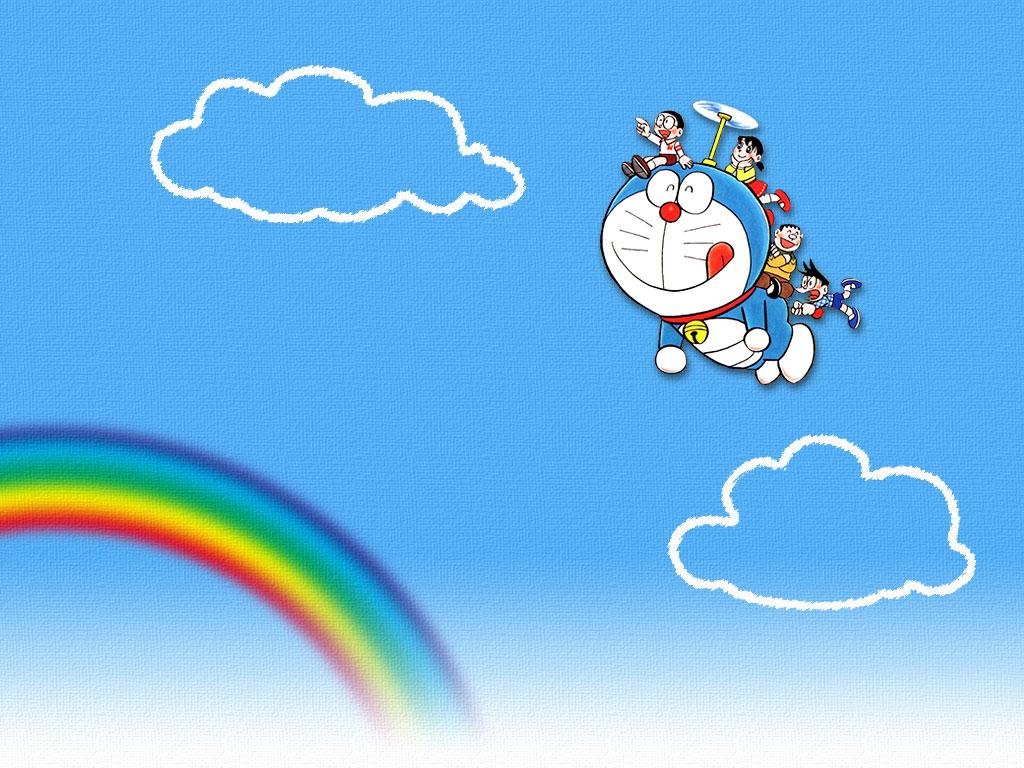 Aneka info: Gambar Wallpaper Doraemon