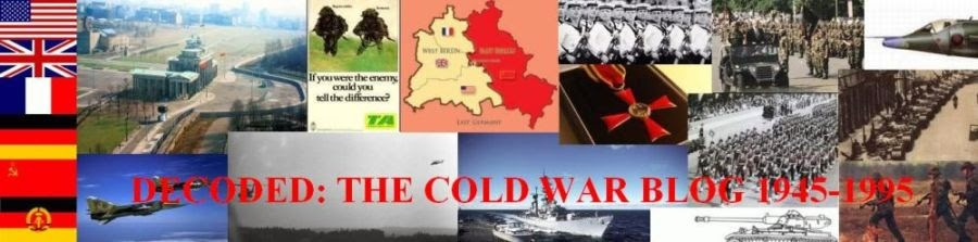DECODED: The Cold War in Europe 1945-1995