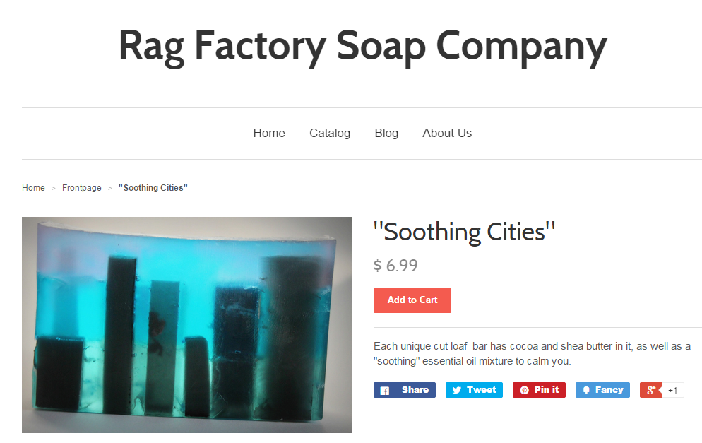 Rag Factory Soap Company