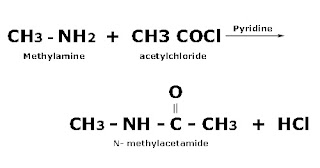 primary amine acylation