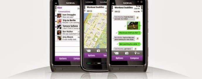 How to Download Viber for Nokia Asha 200, 201, 202, 203, 205, 206, 210 ...