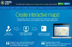 Crear mapas interactivos online: Mapping is Fun!