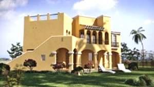 Waha Villas in Dubailand