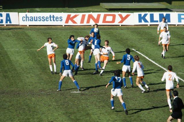 Resultado de imagem para seleção holanda 1978