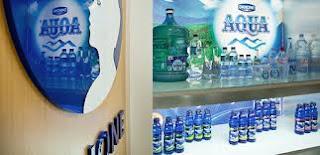 Lowongan Kerja Terbaru PT.Tirta Investama ( Danone Aqua-Pabrik ) September 2015