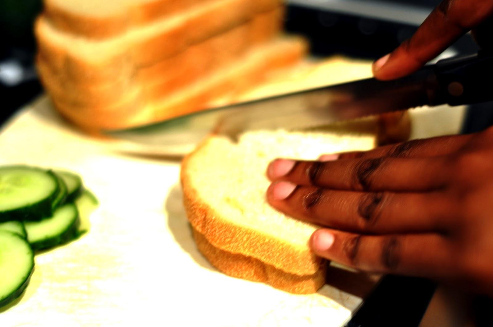 Breakfast or brunch sardine sandwich zobo 9jafood for Sardine lunch ideas