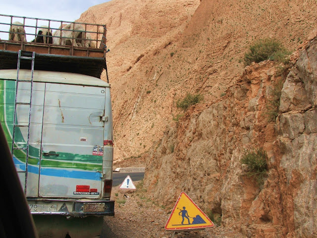 strade marocchine