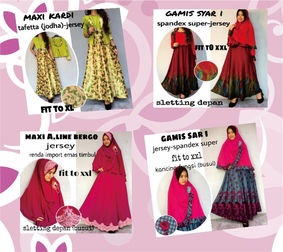 Jual Baju Muslim Murah