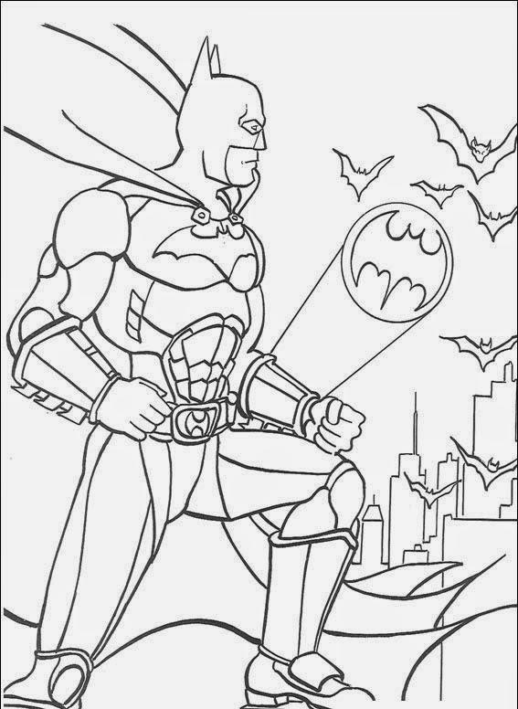 Desenhos de Super heróis para colorir jogos de pintar e  - imagens para colorir super herois