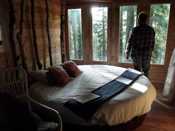 Chapotea carmelilla camping review caba as en los - Casa arbol zeanuri ...