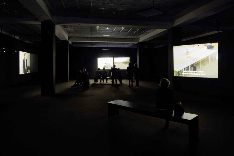 Harun Farocki at Hamburger Bahnhof