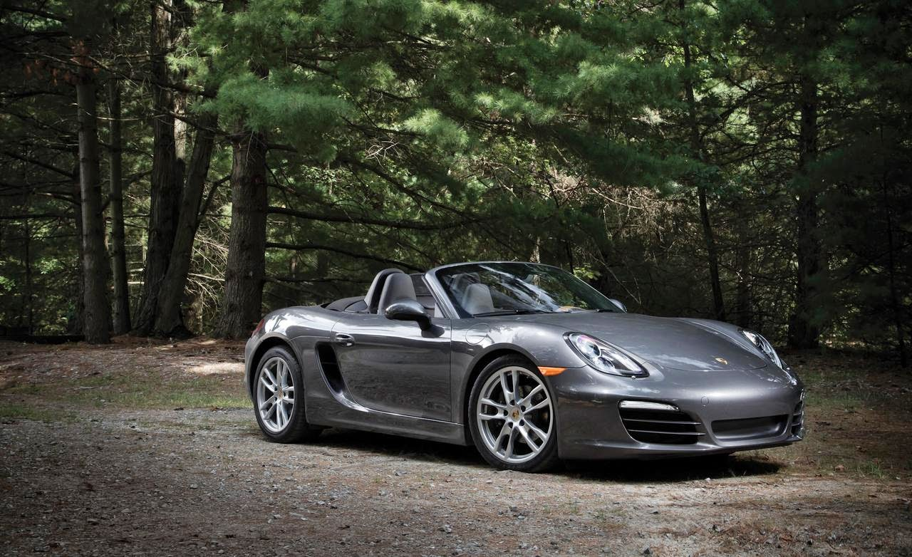 2014 Porsche Boxster HD Image