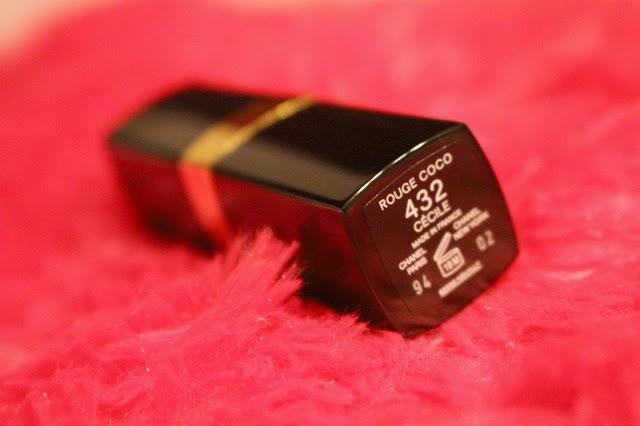 Chanel Rouge Coco 432 Cecile Lipstick