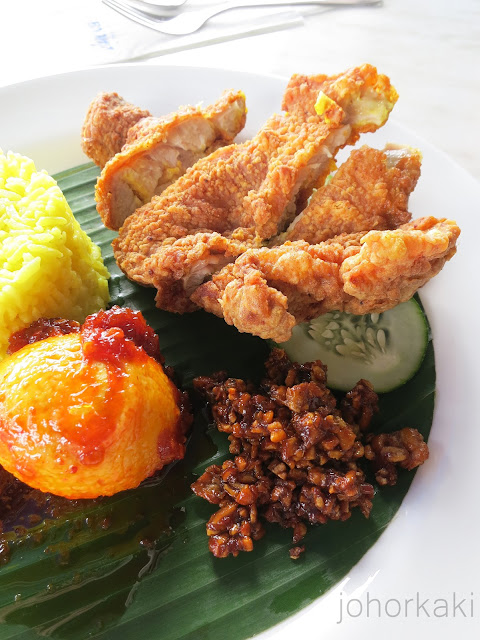 Fried-Chicken-Platter-Johor-Bahru