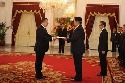 China nilai Indonesia Sebagai Mitra Strategis