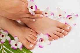 kulit kaki dan tangan